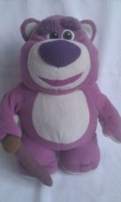 Adorable My 1st Big 'Lotso Huggin' Disney Pixar Toy Story Bear